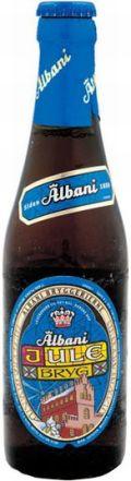 Albani Julebryg - Blålys