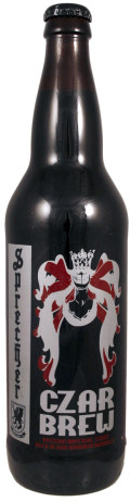 Sprecher Czar Brew Bourbon Barrel Imperial Stout