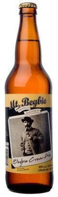 Mt. Begbie Cream Ale