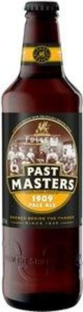 Fuller's Past Masters 1909 Pale Ale