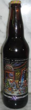 Three Floyds Fantabulous Resplendence (X Anniversary Ale)