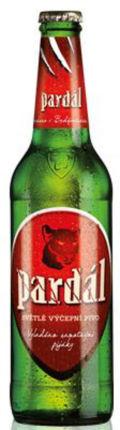 Pardál Světlé Výčepní Pivo