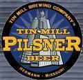 Tin Mill Pilsner Beer