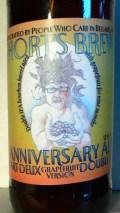 Short's Anniversary Ale Part Deux Grapefruit Version