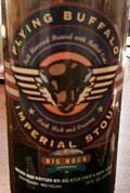 Big Rock Chop House Flying Buffalo Imperial Stout