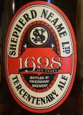 Shepherd Neame 1698 Tercentenary Ale