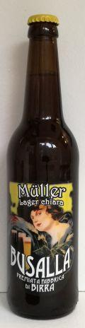 Busalla Müller Lager Chiara
