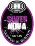 Black Hole Super Nova