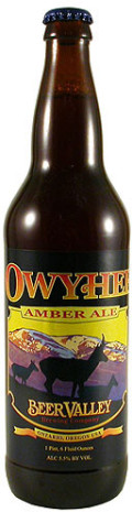 Beer Valley Owyhee Amber Ale