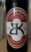 Kragelund Scottish Strong Ale