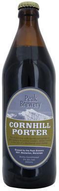 Peak Brewery Cornhill Porter