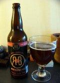 R & B 10th Anniversary Ale