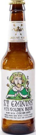 Greene King St. Edmund's Golden Beer (Bottle)
