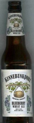 Kennebunkport Blueberry Wheat Ale