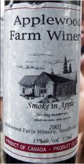 Applewood Farm Smoke'in Apple