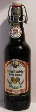 Jenaer Schellenbier Bock Dunkel