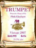 Pink Elephant Trumpet