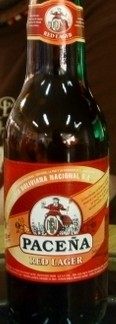 Paceña Red Lager