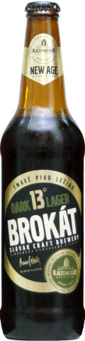 Kaltenecker Brokát Dark Lager 13°