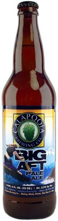 Calapooia Big Aft Pale Ale
