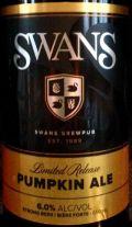 Swans Pumpkin Ale