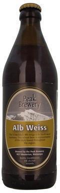 Peak Brewery Alb Weiss