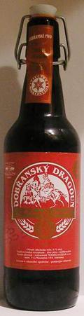 Dobřanské Pivo Dobřansky Dragoun Polotmavý Special 16°
