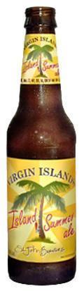 St. John Brewers Virgin Islands Island Summer Ale
