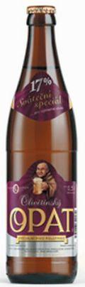 Opat Speciální Polotmavé Pivo 17%