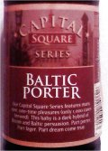 Capital Square Series Baltic Porter