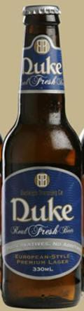 Duke European-Style Premium Lager