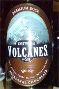 Volcanes del Sur Premium Bock Chocolate