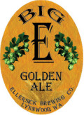 Big E Golden Ale