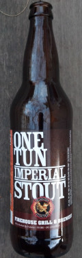 FireHouse One Tun Imperial Stout