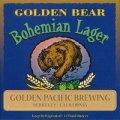 Golden Bear Bohemian Lager