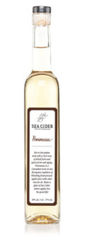 Sea Cider Pommeau