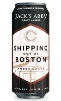 Jack's Abby Shipping Out of Boston