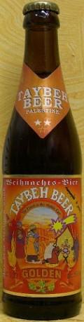 Taybeh Weihnachts-Bier