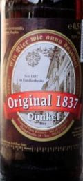 Drei Kronen Original Schäazer 1837 Dunkel
