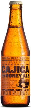 Bogotá Beer Company (BBC) Cajica Miel