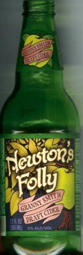 Newtons Folly Granny Smith Draft Cider