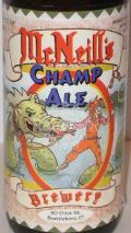 McNeill's Champ Ale
