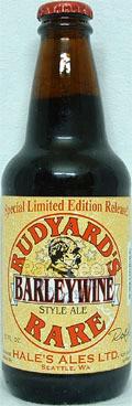 Hale's Rudyard's Rare