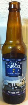Mt. Carmel Winter Ale