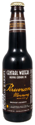 Central Waters Peruvian Morning Imperial Stout