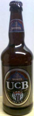 Banks's UCB (Ultimate Curry Beer) (Bottle)