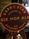 Dark Star Six Hop Ale