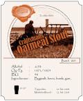 Kolding Bryglaug Craftsmans Oatmeal Stout