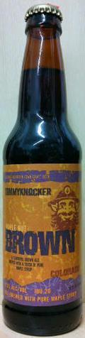Tommyknocker Maple Nut Brown Ale