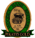 Wooden Hand Pirates Gold